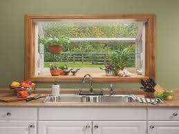 Kitchen Sink Window Kitchen Sink Bay Window Ideas U Shaped Stone Grill Island Tilt Out