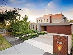 modern front yard garden design ideas