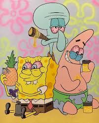 Baddie Spongebob Wallpapers - Wallpaper ...