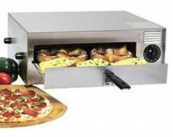 wisco 412 5 nct counter top commercial electric pizza oven