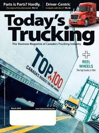 Today's Trucking March 2018 by Annex Business Media - issuu