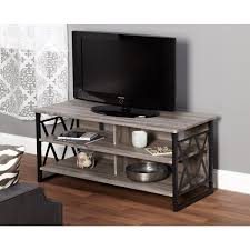Amazon Com Metro Shop Seneca Xx 48 Inch Black Grey Tv Stand Best Of 24 Inch Wide Tv Stand O62
