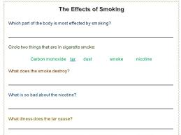 Health: Smoking Lesson Plan & Resources by moore43 - Teaching ...