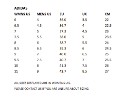 Womens Adidas Superstar Size Guide Sole Finess