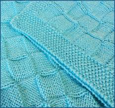 Free Knitting Patterns For Baby Blankets Best Design Ideas