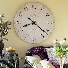 large wall clocks designs