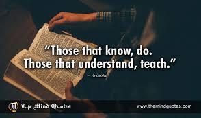 Knowledge Quotes Impressive Aristotle Quotes On Teacher And Knowledge Themindquotes