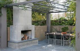 exquisite decoration outdoor fireplace covers comely modern patio cover design ideas