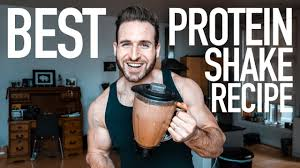 HOW <b>TO</b> MAKE A PROTEIN SHAKE | BEST CHOCOLATE PROTEIN ...
