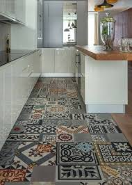 Of Kitchen Floors Options Kitchen Floor Tiles With Ceramic With Pattern In Small Space