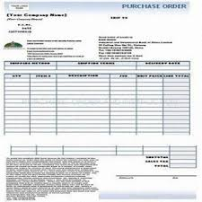 purchase order spreadsheet purchase order sheet global sources