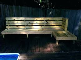 backyard benches inspiring outdoor seating plans best images about d i y on wooden diy bench homemade vise