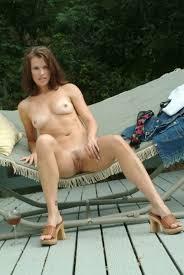 Wife nude outdoors photos