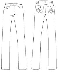 Pants Drawing Reference 15 Jean Drawing Reference For Free Download On Ya Webdesign