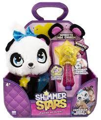 Мягкая игрушка <b>Shimmer Stars плюшевая Панда</b> 20 см — купить ...