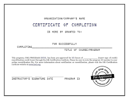 Certificate Of Completion Template Photoshop Copy Best Cool Download