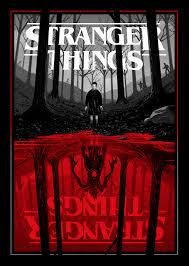 Stranger Things Alternative Poster Tattooart Stranger Things