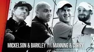 The Match 3.0: Mickelson und Barkley vs ...