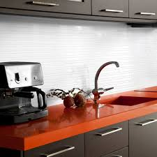 Kitchen Splash Guard Peel And Stick Kitchen Backsplash Smart Tiles