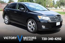 2009 Toyota Venza AWD | Victory Motors of Colorado