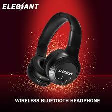 ELEGIANT B19 HiFi Tai Nghe Không Dây Bluetooth Tai Nghe Có Thể Gập Lại  Headphone Với Microphone Cho PC cho iPhone cho iPad|Tai Nghe và Tai Nghe  Chụp Tai Bluetooth