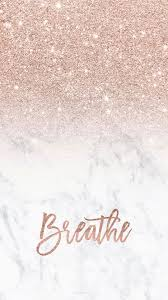 Rose Gold Girly Marble Youtube Banner ...