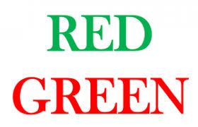 Word In Red Grapheme Color Synesthesia What Color Is Number 3 And
