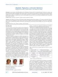 Historia De Los Pigmentos Y Colorantes L Duilawyerlosangeles