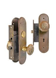 old colony building hardware sets — ARCHITECTURAL ANTIQUES