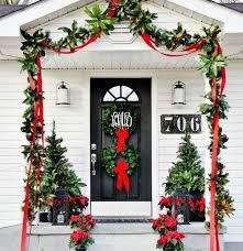 Décoration Noël Pour La Porte Du0027entrée En 20 Idées Faciles à Réaliser | Decoration  De Noel | 1/19
