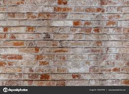empty old brick wall texture painted distressed wall surface grungy wide brickwall