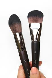 new face brushes by mufe
