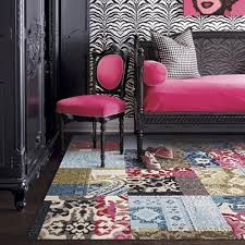 i actually have all the old carpet ripped out of my living room and my very own brand new flor area rug designed it s full of gorgeous color
