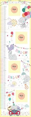 Me To You Kids Height Chart Wall Poster With Photos Carte