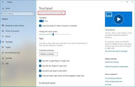How To Customize Precision Touchpad Settings On Windows 10