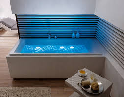 bathtub lighting. i want to take it one step further and make the tub appear be floating plan like a magician use smoke mirrors or at least bathtub lighting