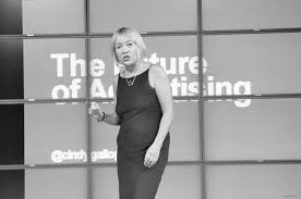 CINDY GALLOP Iconoclast ex ad exec Ted Talking porn entrepreneur.