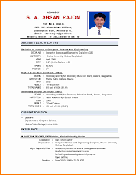 11 Curriculum Vitae For Teacher Job Mail Clerked Waa Mood