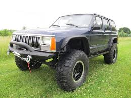 1996 Jeep Cherokee - Mount Zion Offroad