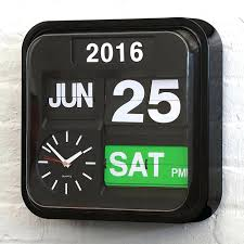 digital office wall clocks wade flip clock ideal for shop kitchen or exceptionally satisfying a74 clocks