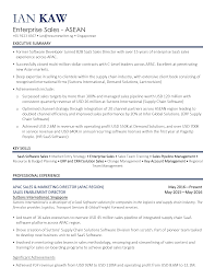 Download Free Resume Templates Singapore Style