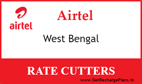 Airtel Rate Chart Airtel Call Rate Cutters And Rechargeplans For West Bengal