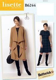 Lisette Patterns Custom Inspiration Design