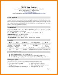 Extra Curricular Activities In Resume Examples Extra Curricular Activities Examples In Resume Sample 24 16
