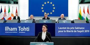 Avrupa Parlamentosu Saharov Ödülü, İlham Tohti'ye verildi – BoldMedya