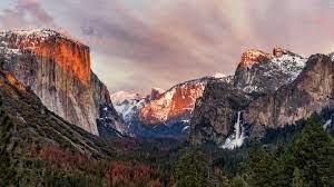 El Capitan Yosemite National Park ...
