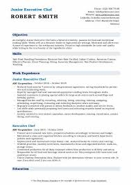 The kitchen hierarchy (brigade de cuisine) adopts the french brigade system and was created by georges auguste escoffier to ensure restaurants operate smoothly. Executive Chef Resume Samples Qwikresume