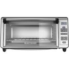 BLACK+DECKER Digital Extra Wide Convection Toaster Oven, TO3290XSD ...