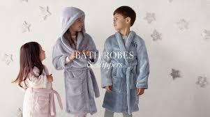 <b>Bath Robes</b> & Slippers | RH <b>Baby</b> & <b>Child</b>