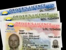 And Driver's New Cards B 's c mp4 - Licence Identification Youtube